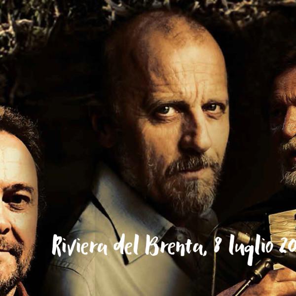 La Difesa del Popolo – Balasso, Bertelli e Paolini insieme per la Riviera del Brenta.